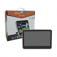 "Tela Para Encosto First Option KY-1016 10.1"" Touch Screen Mirror Link"