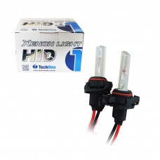 Kit Xenon H16 6000k 35W 12V Com 2 Reatores Tech One