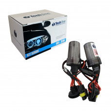 Kit Xenon H27 881 6000k 35W 12V Com 2 Reatores Tech One