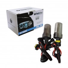 Kit Xenon HB3 9005 6000k 35W 12V Com 2 Reatores Tech One