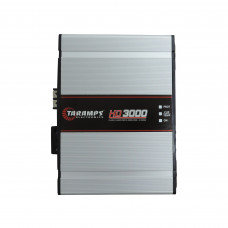 Amplificador HD3000 Compact 3000W RMS 2Ohms Taramps
