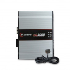 Amplificador HD3000 Compact 3000W RMS 1 Ohm Taramps