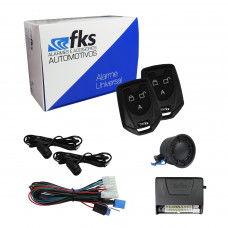 Alarme Automotivo FK903 ALF CR 941 Com Anti-furto Fks